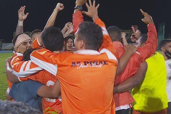 Football : 1 à 1, mais Pirae l'emporte sur Vénus