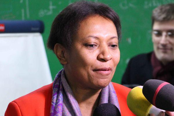 Hélène Geoffroy, secrétaire d'Etat chargée de la Ville