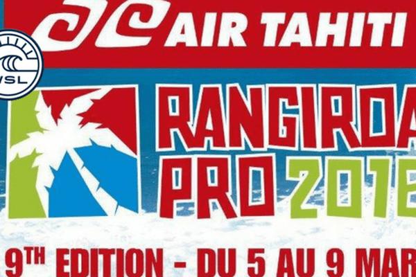 Rangiroa Pro 2018