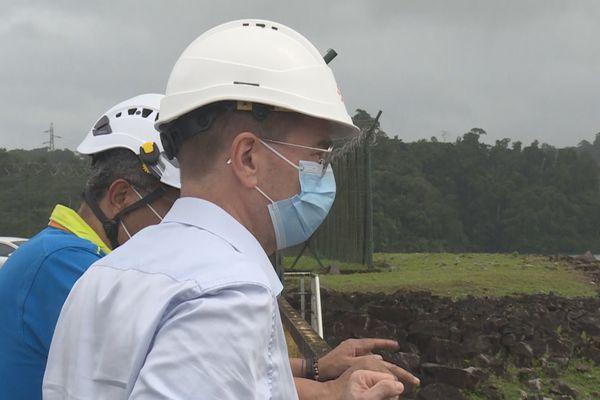 Michel Durand directeur EDF Guyane
