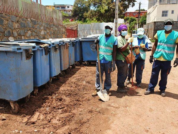 Pré-tri des déchets