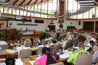 L'Assemblée de Polynésie
