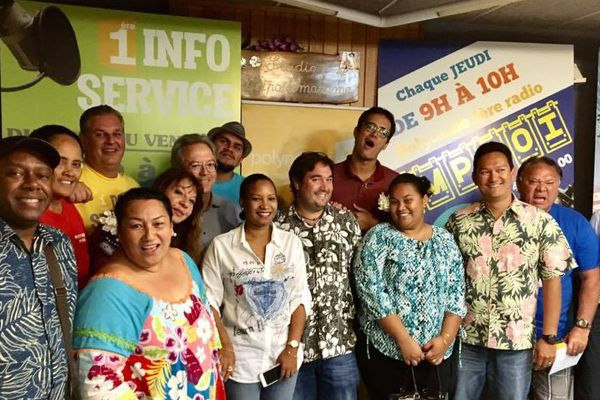 Polynésie 1ere radio fait sa rentrée
