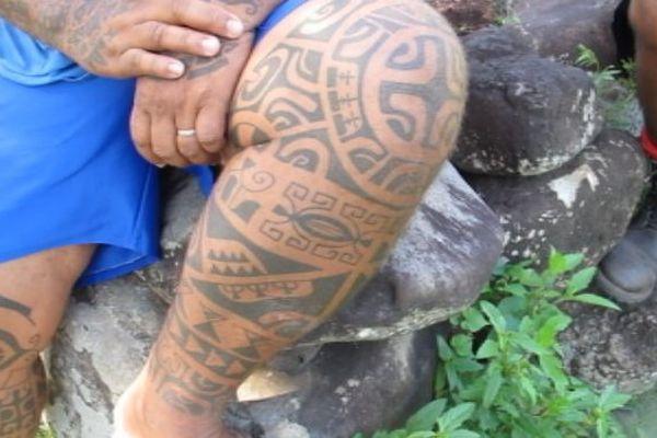 Nuku Hiva : une association pour protéger le tatouage marquisien