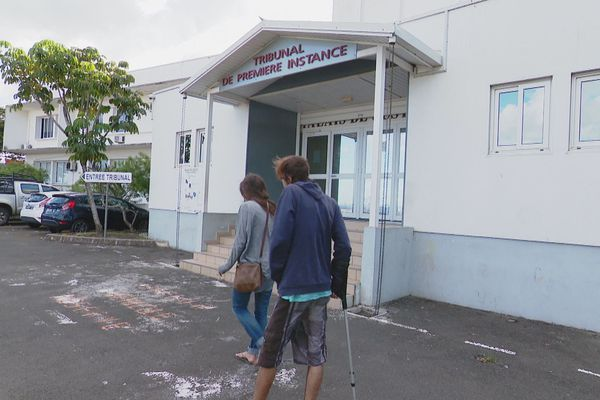 Comparution immédiate après l'agression de Tindu, 7 septembre 2018