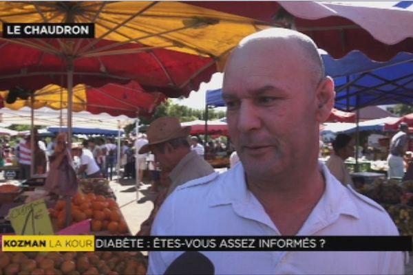 Kozman la Kour : diabète