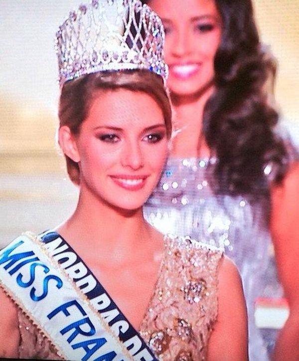 Miss France 2015 est Miss Nord-Pas-De-Calais