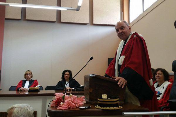rentrée solennelle tribunal