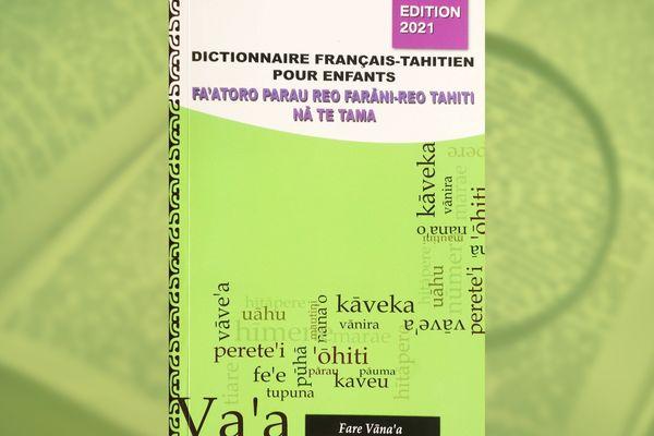 Parution d'un nouveau dictionnaire français/tahitien pour enfants