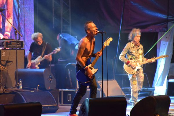 Didier Wampas Blackwoodstock festival Fort-Teremba (22 septembre 2017)