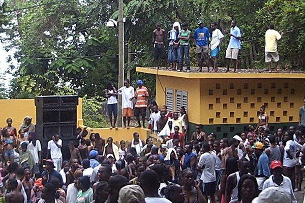 Population Jamaïque
