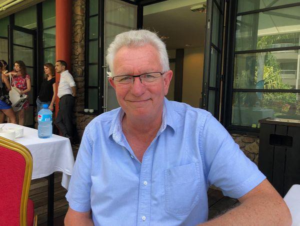 Keith Scholey