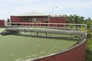 Station d'épuration Capesterre Belle-Eau