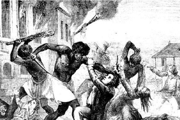 Révolte d'esclaves