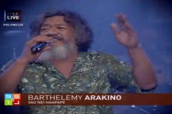 Barthé, l'homme aux 40 ans de carrière