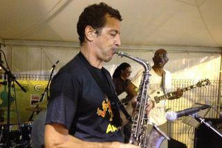 Le saxophoniste Olivier de Montréal