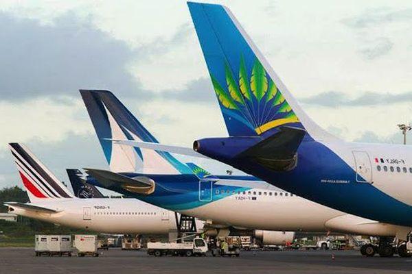 avions à Pole Caraïbes