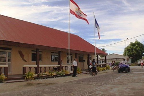mairie de hao