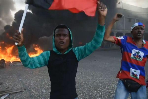 Indépendance Haiti