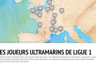 visuel carte interactive ligue 1