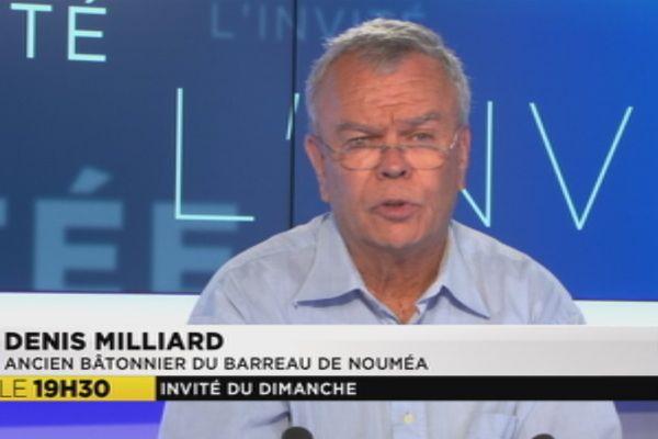 Me Denis Milliard