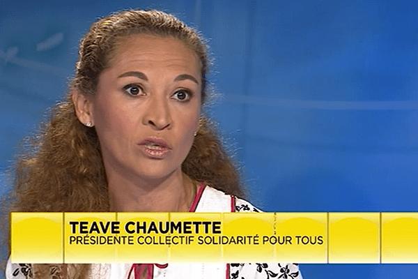 Teave Chaumette