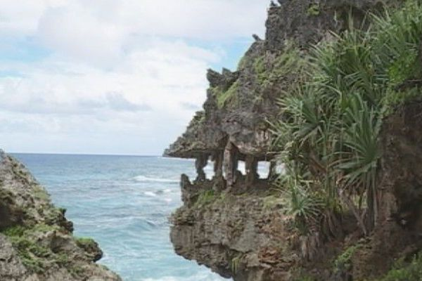 grottes rurutu