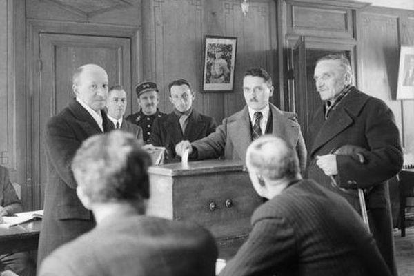 Réferendum pour le ralliement de Saint-Pierre et Miquelon à la France Libre, le 25 décembre 1941