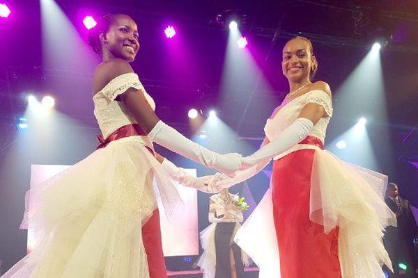 Les deux Miss