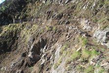Fermé depuis les incendies de novembre 2020, le sentier du Maïdo à La Brèche est rouvert.