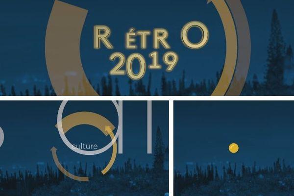Rétro 2019 : culture