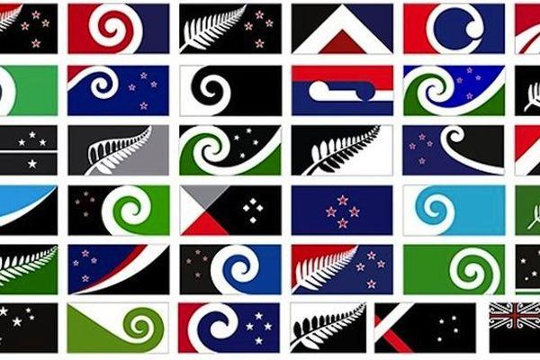 Nouveau drapeau pour la Nouvelle-Zélande
