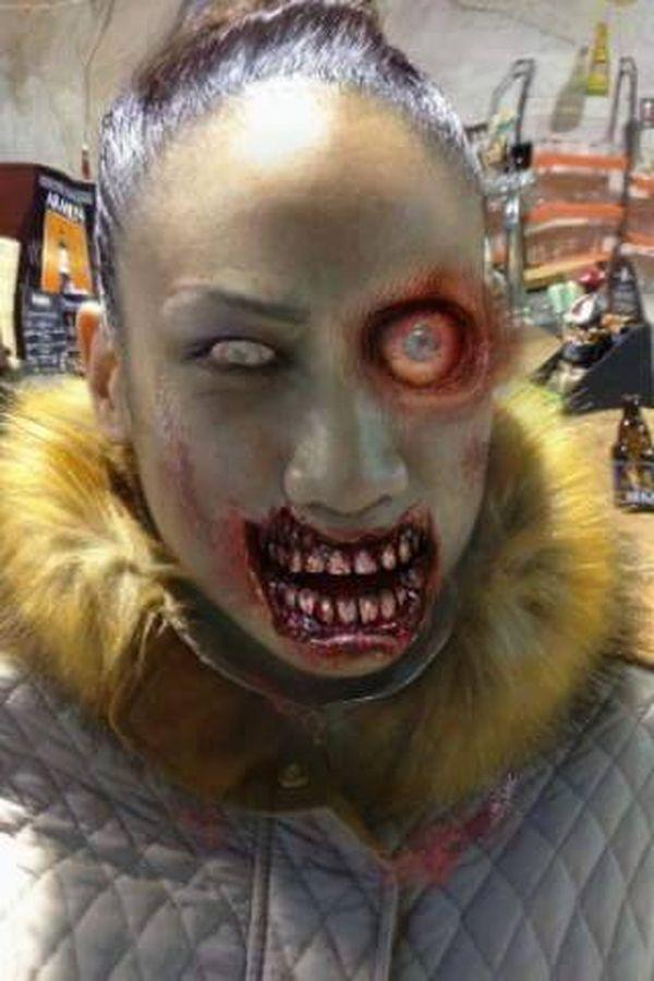 Défi Halloween1ere : Mareta de Lorient
