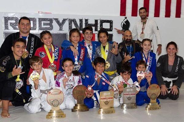 22 médailles pour le club Checkmat Tahiti PKS de la presqu'ile