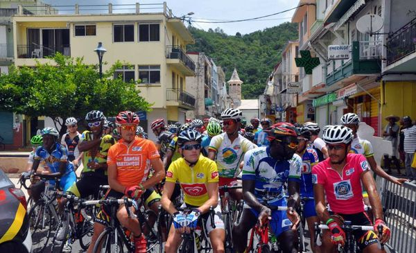 Tour cycliste 2013