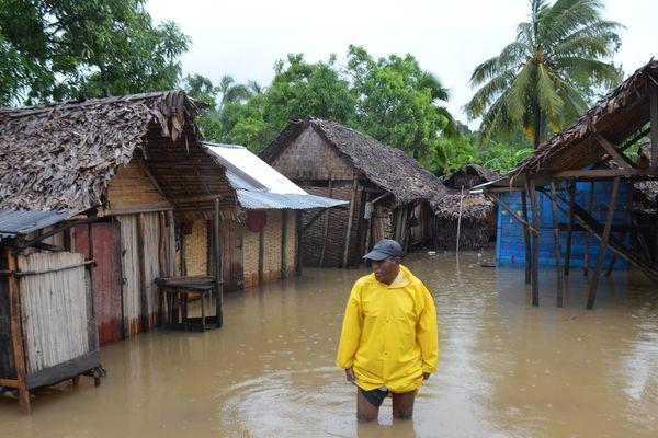 Eliakim inondations madagascar