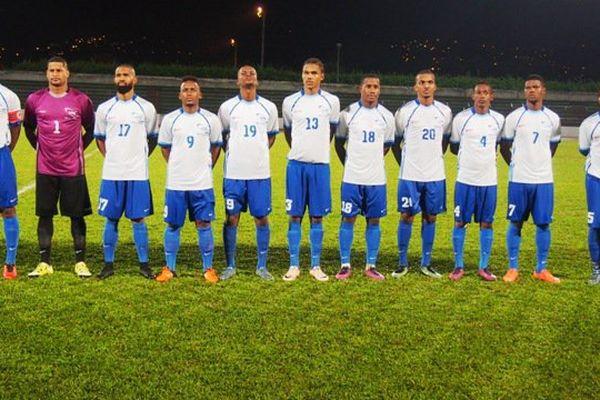 Sélection Martinique (vs Guadeloupe)