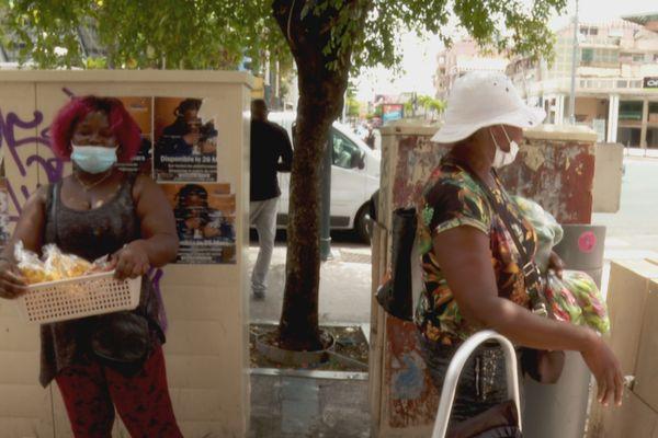 Vendeuses haïtiennes à PàP 2