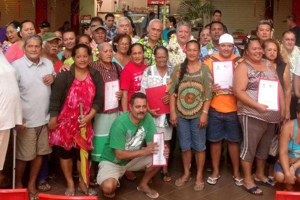 77 familles destinataires de bons d'aide à l'habitat