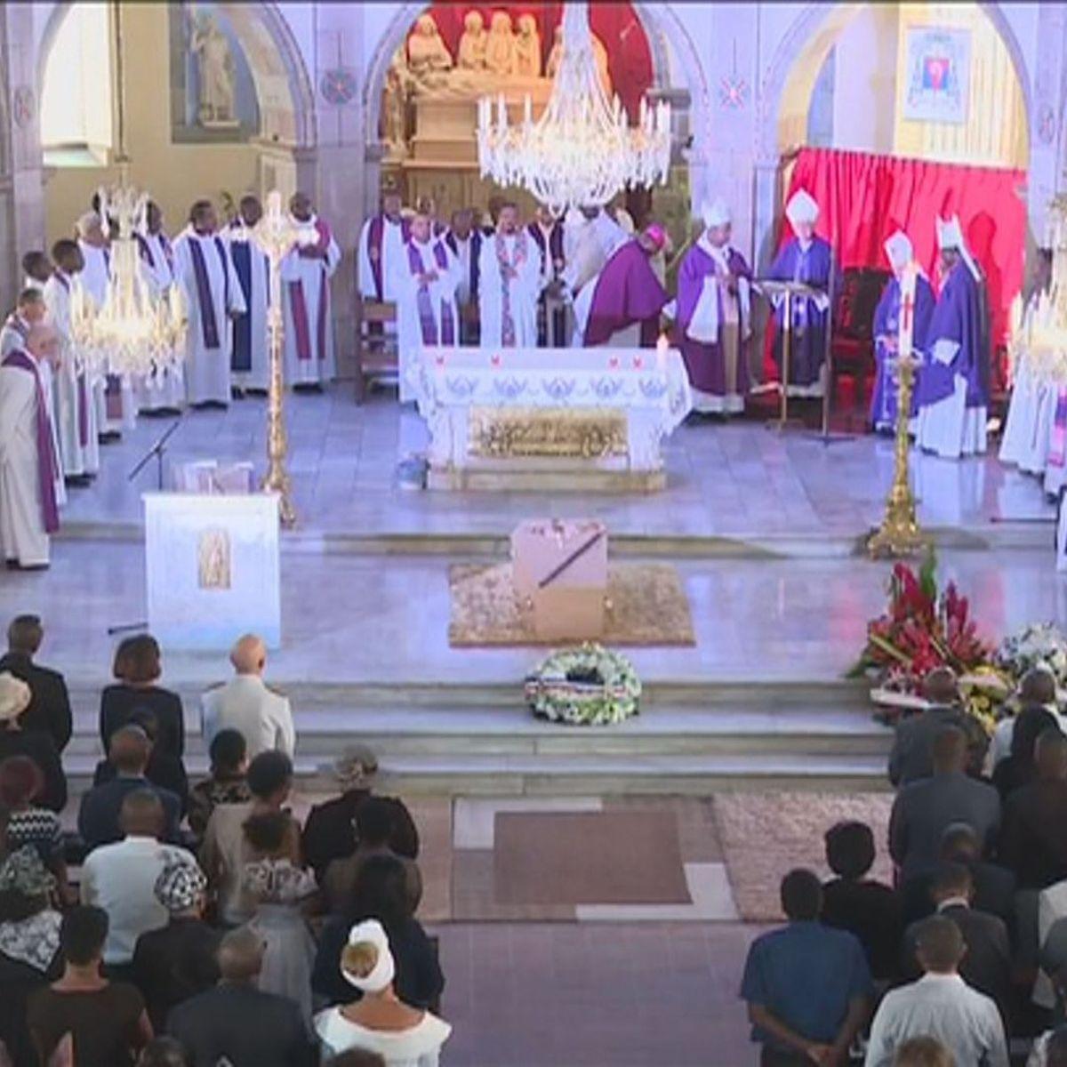 La cathédrale de Basse-Terre dernière demeure de Mgr Ernest Cabo