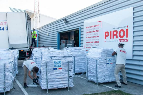 Aide humanitaire de la Piroi pour le Congo