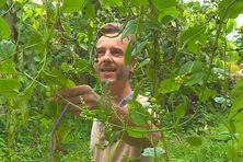 Philippe Darius, qui porte le projet de rahui terrestre.