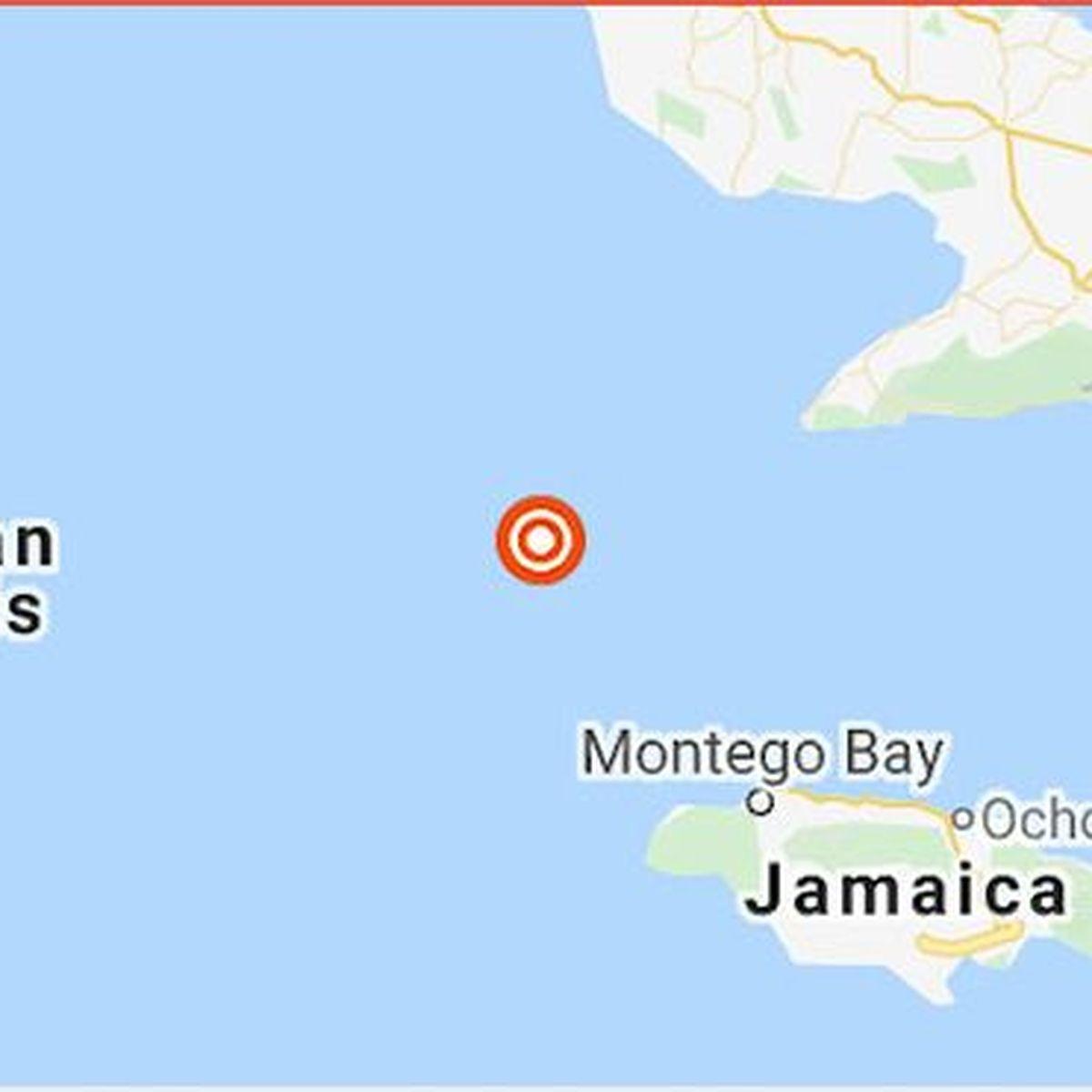 Alerte tsunami pour la Jamaïque, Cuba, Les Îles Caïmans, le Honduras, le Mexique et Bélize après un fort séisme
