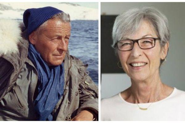 Daphne et Paul-Emile Victor