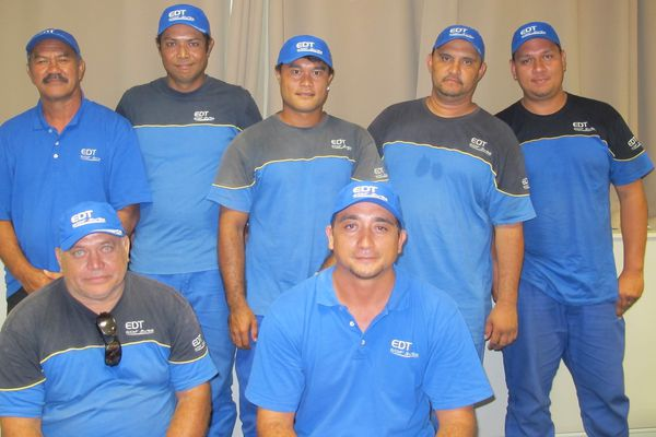 Une équipe d'EDT part au Vanuatu