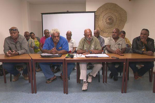 Coutumiers Drubea-Kapumë et comité Rhéébu Nùù contre Vale NC