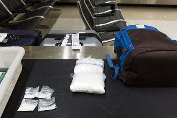 4 kilos d'ice d'une valeur marchande estimée à 27 000 dollars