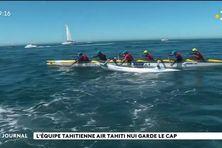 Vendée va'a : ATN survole la course