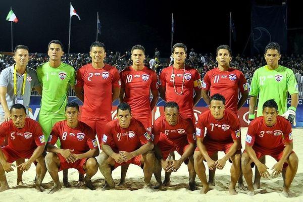 Les Tiki toa ont enchanté le public tahitien tout au long du tournoi
