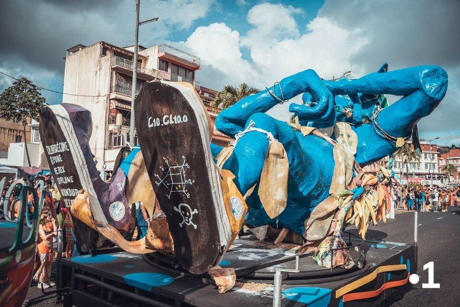 Le Vaval 2020, a-t-il séduit…ou déçu en Martinique ? - Martinique la 1ère